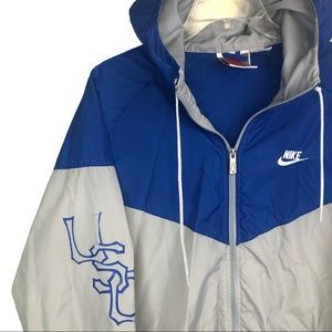 Rare Vintage Nike USC Windbreaker Track Jacket